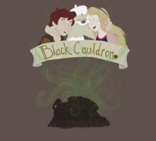 The Black Cauldron by HollieBallard