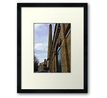 Salt's Mill, Saltaire, Bradford Framed Print