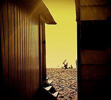 Brighton Beach Huts  - Victoria - Australia by bayside2