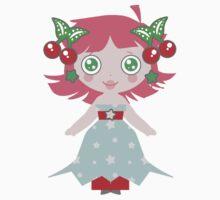 Cute Cherry Girl by SaradaBoru