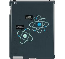 Negative Atom iPad Case/Skin