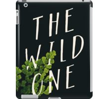 The Wild One iPad Case/Skin