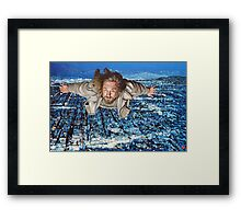 Come Fly With Me Framed Print