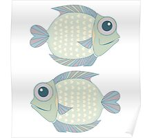 Which Way Fish Poster