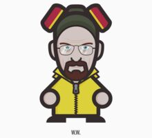 Breaking Bad Icon Set - W.W. by LEMENX