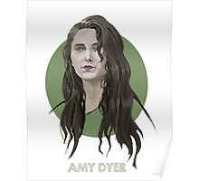 Amy Dyer Poster
