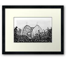 Arizona's Kitt Peak Framed Print