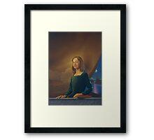 ELLA ENCHANTED Framed Print