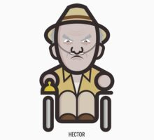 Breaking Bad Icon Set - HECTOR SALAMANCA by LEMENX