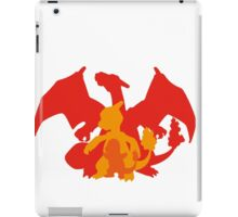 Start with... FIRE! iPad Case/Skin