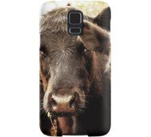 Legendary Cattle Samsung Galaxy Case/Skin
