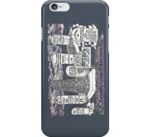 Boot Hill in Tombstone, Arizona iPhone Case/Skin
