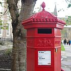 Victorian Post Box by Francis Drake
