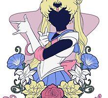 Jolie Gardienne - Sailor Moon by Thomas Randby