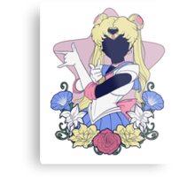 Sailor De La Lune Metal Print