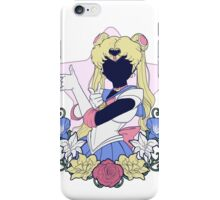 Sailor De La Lune iPhone Case/Skin
