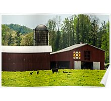 Kentucky Barn Quilt - 1 Poster