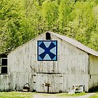 Kentucky Barn Quilt - Windmill by mcstory