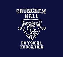Crunchem Hall Phys Ed Case by grcekang