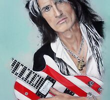 Joe Perry by MelannieD