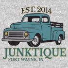 Junktique 2014 - Vintage Market in Fort Wayne Indiana - Restore - Repurpose - Refinish by traciv
