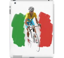 Maillot Jaune , Italy Flag iPad Case/Skin