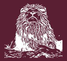 LionHeart White by korruptapparel