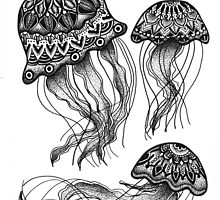 Jellyfish by tiffanih