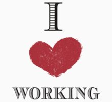 I love working by vinainna