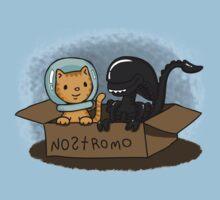 Kitten and Alien Kids Clothes