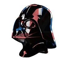 Darth Vader UK Photographic Print