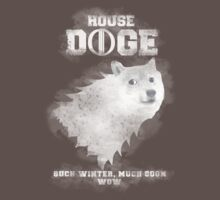 House Doge - Such Winter, Much Soon by GarfunkelArt