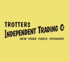 Only Fools and Horses | Trotters Independent Trading Co.  by Sam Richard Bentley