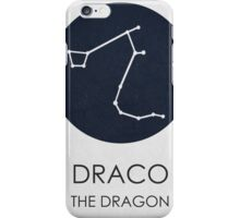 DRACO - Constellations  iPhone Case/Skin