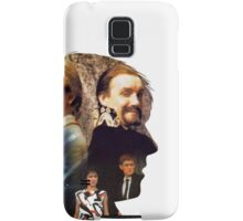 Fifth Doctor Silhouette Samsung Galaxy Case/Skin