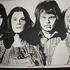 Abba by Colin  Laing