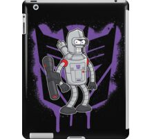 Bendetron iPad Case/Skin