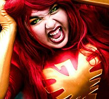 Dark Phoenix by AlyChu