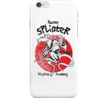 Master Splinter iPhone Case/Skin
