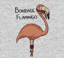Bondage Flamingo by MrBlame