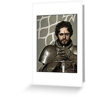 Game of Thrones - Robb Stark Greeting Card