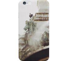 Aqua Equine iPhone Case/Skin
