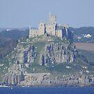 St. Michael's Mount, Cornwall, England by nealbarnett