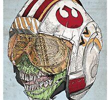 Zombie Alliance by albertmontoya