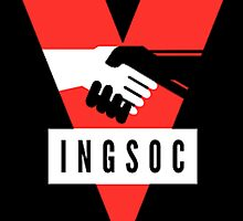 INGSOC  by Wombatworks