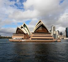 Another gorgeous day on Sydney Harbour, Australia. by kaysharp