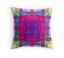 Carnival Daze Throw Pillow