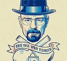 the one who knocks by Coldsavage32