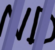 Andy Buzz Sticker