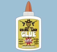 Sheriff Rick's Grime Stick Glue Kids Clothes